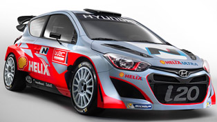 2014 Hyundai i20 WRC - The Winner