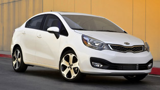 2014 Kia Rio Sedan And Rio 5-door Get Slightly Better