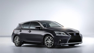 2014 Lexus CT 200h Goes On Sale In January