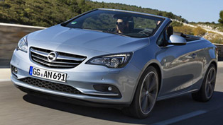 2014 Opel Cascada Turbo - EU Price €29,490