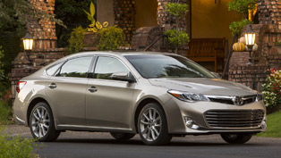 Toyota Avalon Refreshed For MY 2014