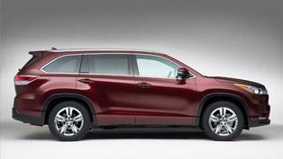 2014 Toyota Highlander - US Price $29,215