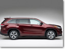 2014 Toyota Highlander – US Price $29,215