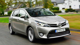 2014 Toyota Verso With A BMW-Sourced Engine