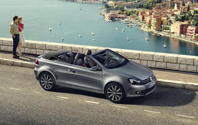 2014 Volkswagen Golf Cabriolet Karmann Edition - Price €27,275