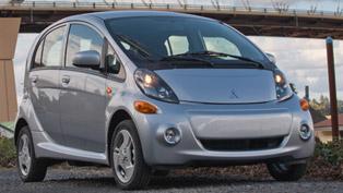 2014 Mitsubishi i-MiEV - US Price $22,995