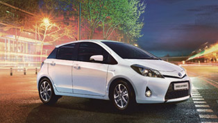 2014 Yaris And Yaris Hybrid Get Upgraded Equipment