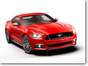 2015 Ford Mustang Debut