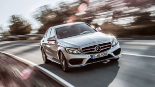 The 2015 Mercedes-Benz C-Class is Here