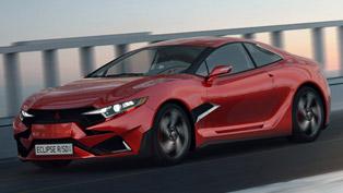 2015 Mitsubishi Eclipse R Concept