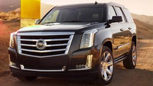 2015 Cadillac Escalade - Full Details
