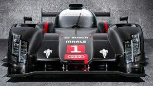 Audi R18 e-Tron Quattro - Test