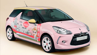 citroen ds3 by benefit explores the female side of the range