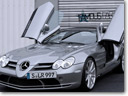 Famous Parts Have A Mercedes-Benz SLR McLaren Roadster