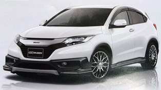 Mugen Trim Prepared For Honda Vezel