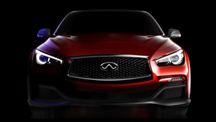 Infiniti To Reveal Q50 Eau Rouge At Detroit Show