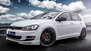 jms upgrades for the common volkswagen golf vii