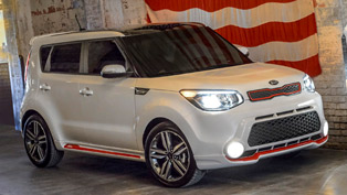 First Special Edition Of Second-gen Kia Soul: The Red Zone