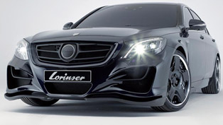 Lorinser 2013 Mercedes-Benz S-Class - 530HP and 800Nm