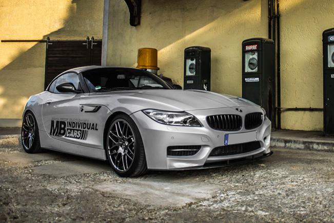 Mb Individual Cars Bmw Z4 Carbon Paket