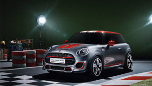 MINI John Cooper Works Concept To Debut In Detroit