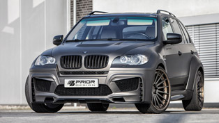 prior-design present the widebody bmw x5