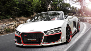 Regula Tuning's R8 V10 Spyder Is All Show and No Go
