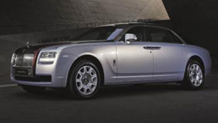 rolls-royce canton glory ghost special edition - two units