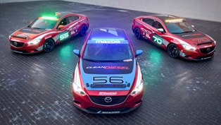 Mazda6 To Enter 25 Hours Of Thunderhill