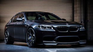 Update: Vorsteiner BMW M5 F10 Photo Shoot