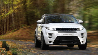 Overfinch Shows Refined 2014 Range Rover Evoque