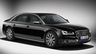 2014 Audi A8 L Security - VR7 Ballistic Protection