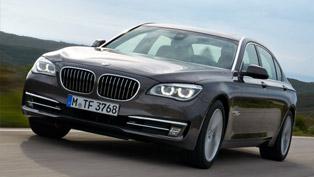 BMW 7 Series Long Wheel Base Joins xDrive Lineup