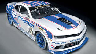 2014 Chevrolet Camaro Z28 R Race Car