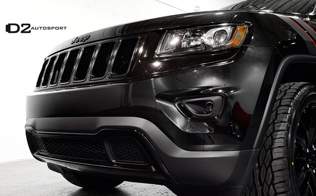 d2autosport releases 2014 d2edition jeep grand cherokee