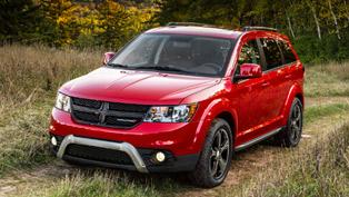 2014 Dodge Journey Crossroad Debut In Chicago