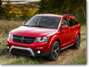 2014 Dodge Journey Crossroad Debut In Chicago