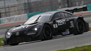 2014 Lexus RC F GT500 - Super GT Series