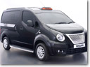 2014 Brings A Redesigned Nissan NV200 London Taxi