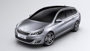 2014 Peugeot 308 SW Revealed Ahead Of Official Geneva Debut