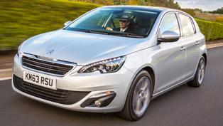 2014 Peugeot 308 UK - Price £14,495
