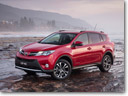 Toyota RAV4 Comes Enhanced For 2014
