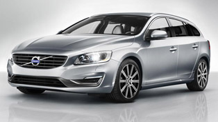 2014 volvo v60 sportswagon - us price $35,300