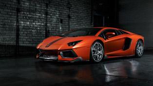 Vorsteiner Lamborghini Aventador-V LP-740 With Exclusive New Photoshoot
