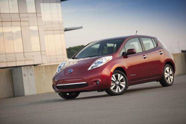 2014 Nissan Leaf - US Price