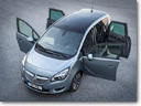 2014 Opel Meriva - Styling updates