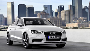 2015 Audi A3 Sedan Goes On Sale
