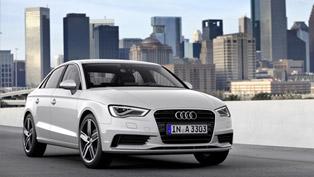 2015 Audi A3 Sedan Goes On Sale
