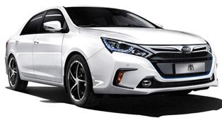 2014 BYD Qin Hybrid - 1.6 liters / 100 km