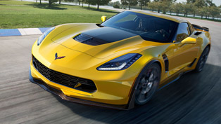 It Is Official: 2015 Chevrolet Corvette Z06 Premiered In Detroit